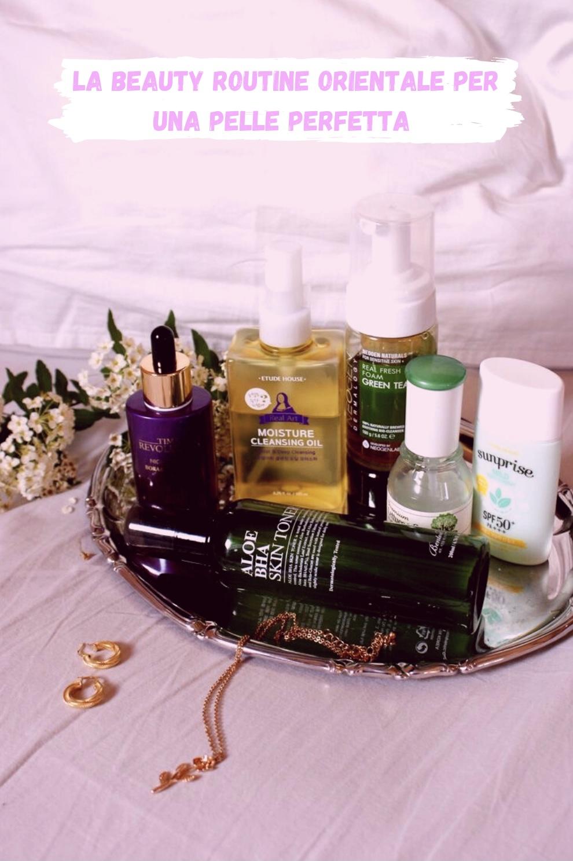 La beauty routine orientale per una pelle perfetta
